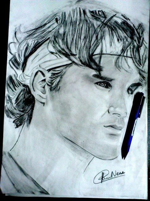 Roger Federer par ghost7744